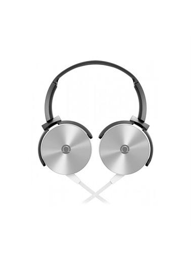 Preo My Sound Ms09 Kulaküstü Kulaklık Gri Gri